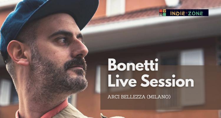 bonetti cantautore live