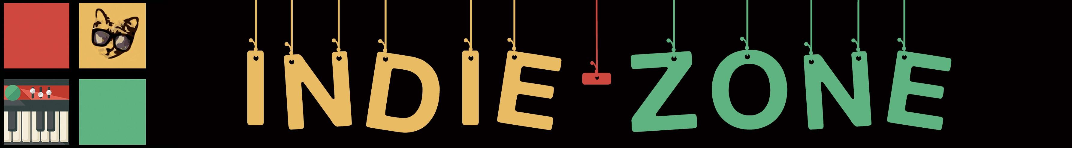 Indie-Zone logo