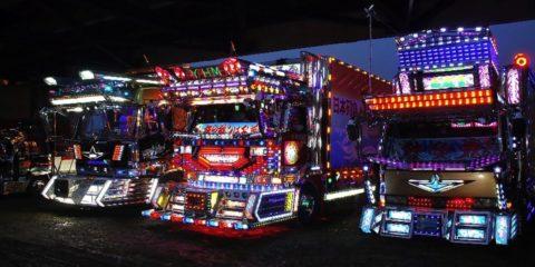 dekotora trucks
