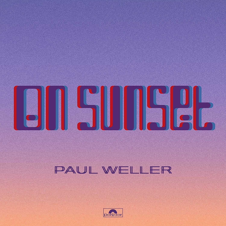 paul weller in sunset cover