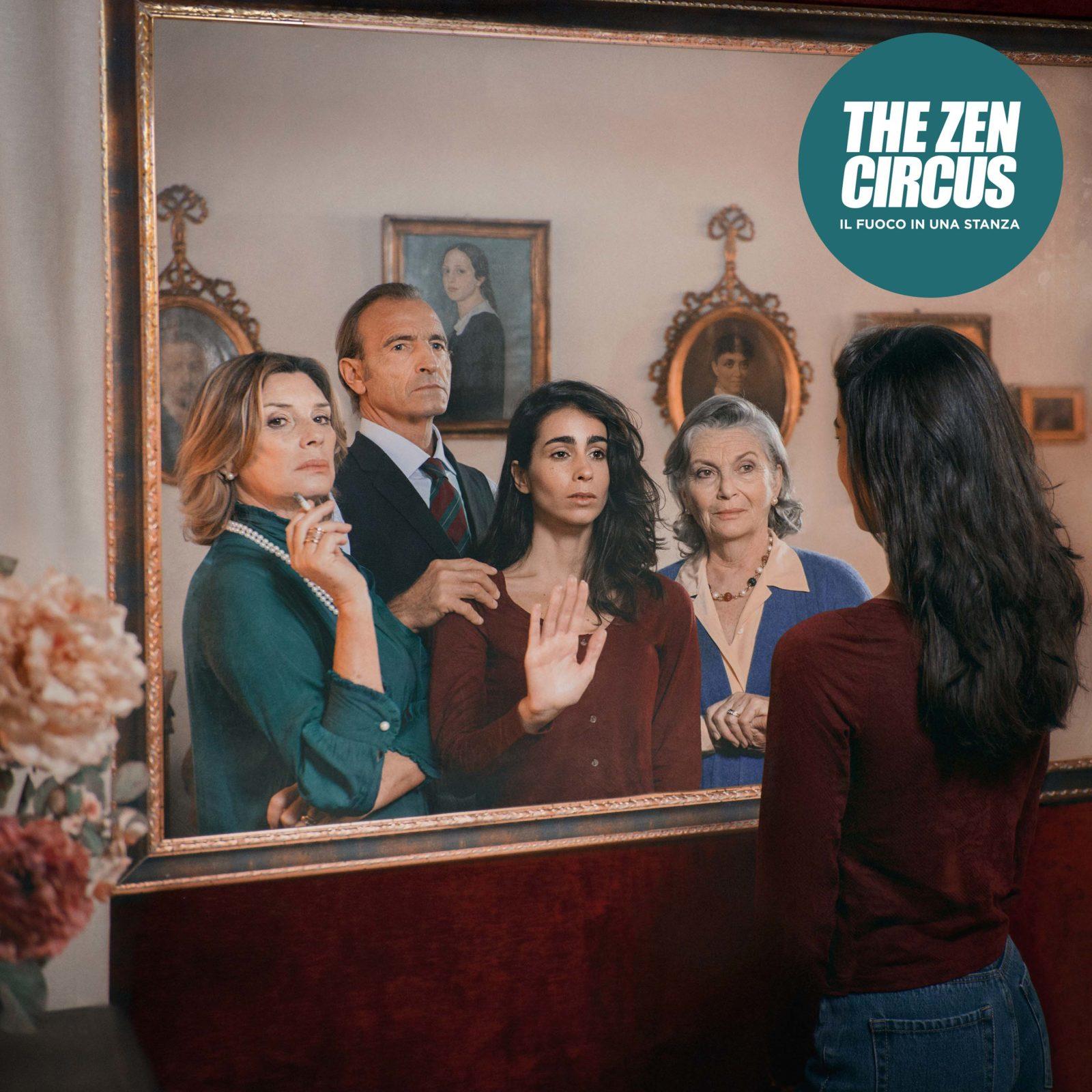 zen circus il fuoco in una stanza