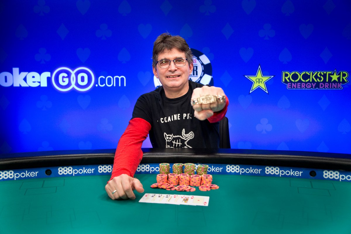 Steve Albini Vince 100 mila dollari a Poker