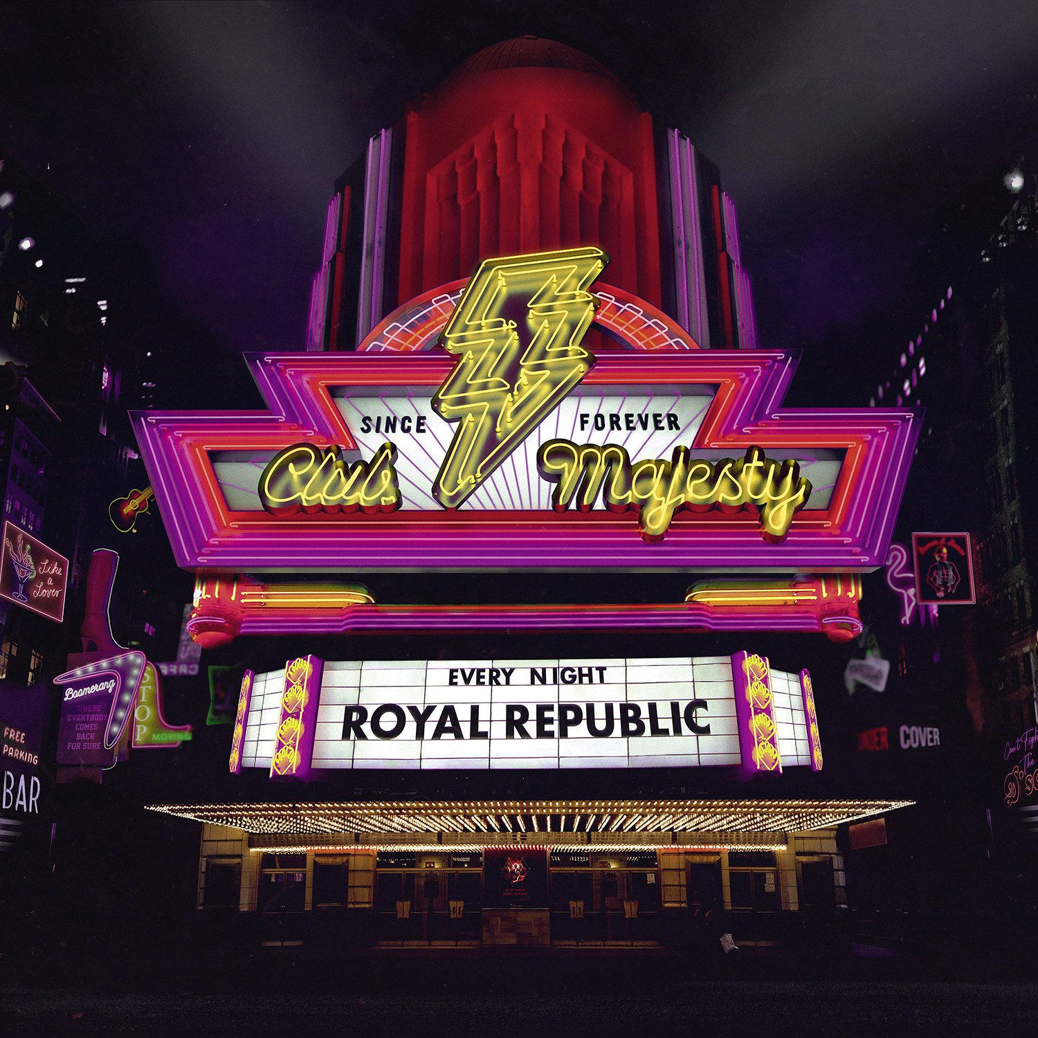 royal republic recensione