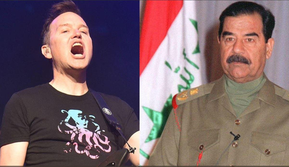Good Morning Disagio: Quando il Bassista dei Blink aveva un piano per catturare Saddam Hussein