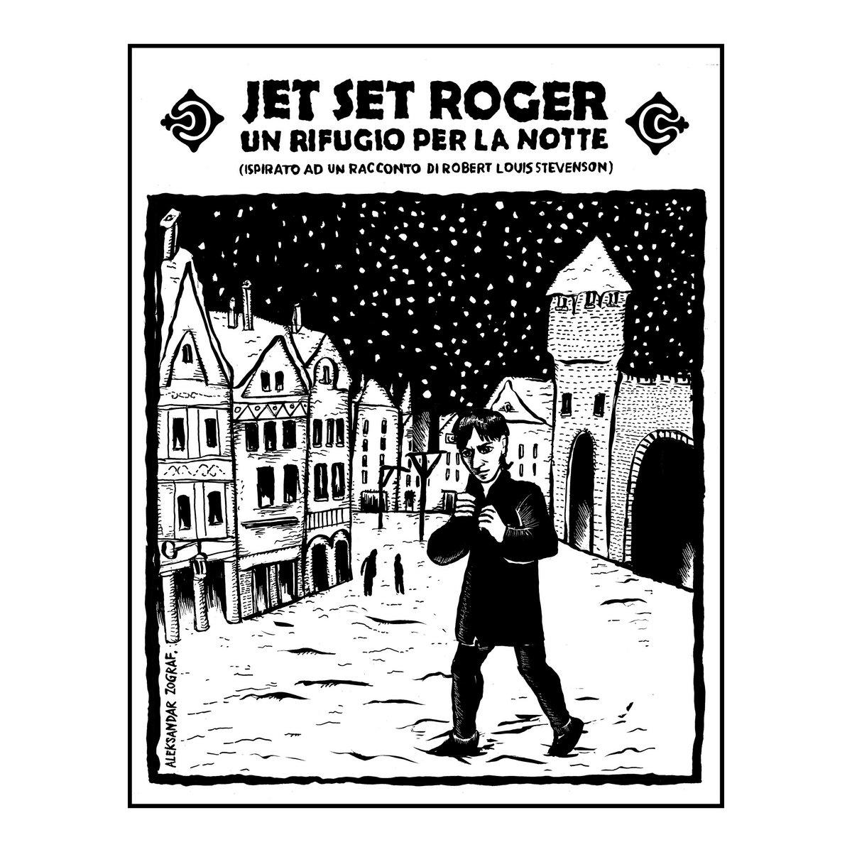 Jet Set Roger cover