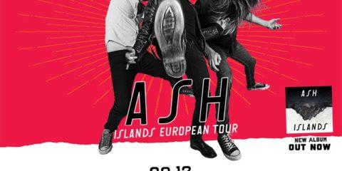 Ash a Milano il 3 dicembre