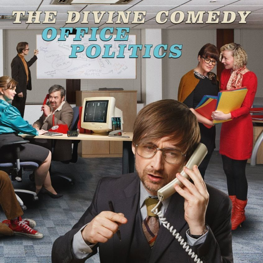 divine comedy office politics recensione