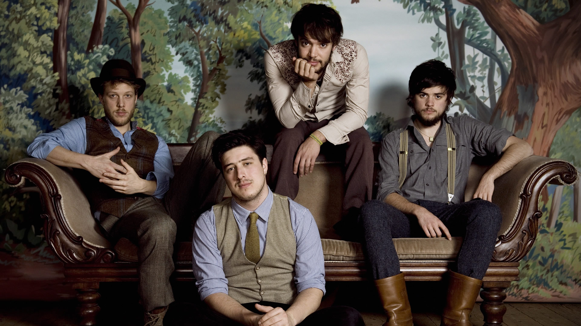 mumford and sons contest