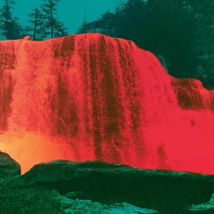 the waterfall ii cover