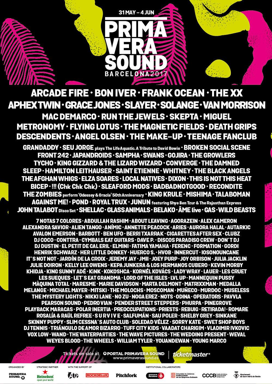 primaverasound_2017_lineup