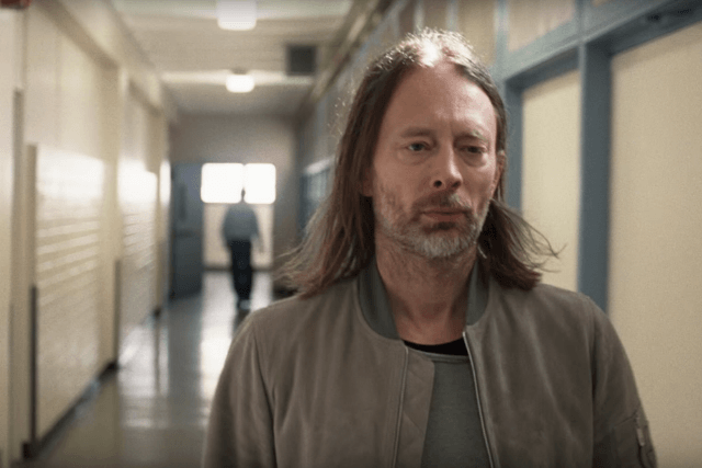 radiohead-daydreaming-video